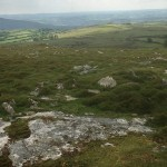 Cloudy Day on Dartmoor