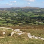 Veiws Over Dartmoor Valley
