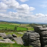 Stunning Views on Dartmoor
